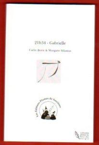 21h34, tome 1 Gabrielle
