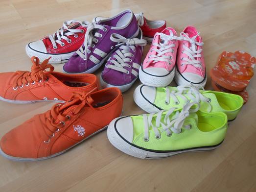 Chaussures d'une VRAIE femme !
