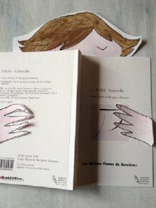 Notre roman chez une lectrice