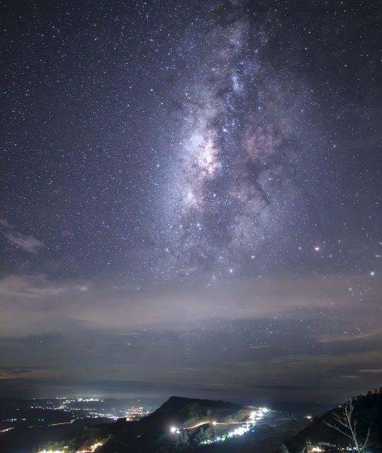 Peur sur l'univers