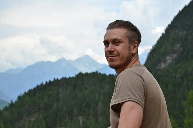 Damien Fauché, blogueur fou chez Plien de trucs
